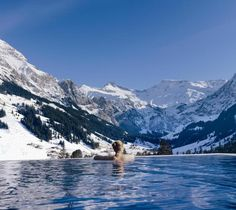 The Cambrian Hotel, Adelboden Switzerland