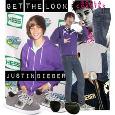 Get the look: Justin Bieber #costume #guide