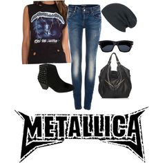 Ride the Lightning \m/        MINUS THE BOOTS AND BEANIE
