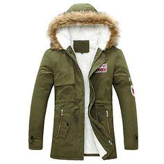 William férfi kapucnis kabát termikus – EUR € 29.74