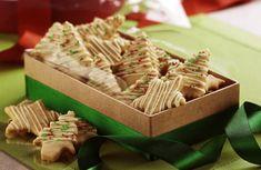 Sobremesas para o Natal: 45 receitas irresistíveis | CLAUDIA Xmas Food, Christmas Desserts, Christmas Cookies, Portuguese Recipes, Sweet Life, Sweet Sweet, Toffee, Biscotti, Pasta Salad
