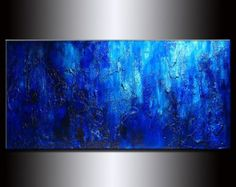 Abstract Colorful Multi Panelled Art Textured by newwaveartgallery