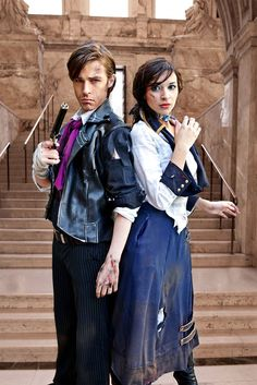 Bioshock Cosplay - Soils of War by Aicosu.deviantart.com on @deviantART