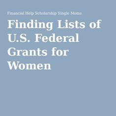 Phd Grants for Women & Doctoral Postgraduate Scholarships for Women