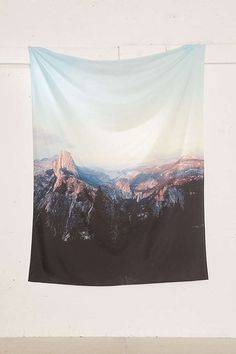 Leah Flores For DENY Yosemite Tapestry - Urban Outfitters