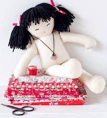 my rag doll Corinne Crasbercu