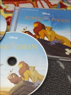Disneyfilm König der Löwen gibt es nun als Hörspiel