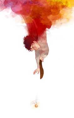 flying Harry and the golden snitch quidditch broomstick nimbus 2000 firebolt harry potter fan art wizarding world wizard witch hogwarts magic fantasy jk rowling Harry Potter Tumblr, Harry Potter Fan Art, Harry Potter Characters, Harry Potter Universal, Harry Potter Fandom, Harry Potter World, Harry Potter Snitch, Harry Potter Lock Screen, Harry Potter Painting
