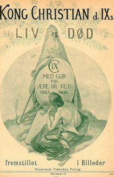King Chr. IX Life and death