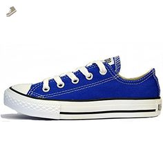a5061afcdaeb All Star Ox Lowtops Dazzling Blue 5.5 - Converse chucks for women ( Amazon  Partner