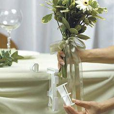 Wedding Bouquet Display: Table Decorating Bouquet Holder - Floral Design Accessories - Floral Supplies - Craft Supplies