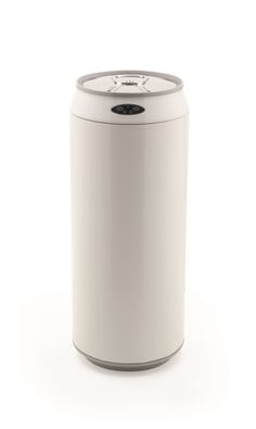 Sensé Can Touch-Free Bin in White. £59. MADE.COM