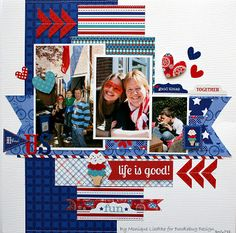 Doodlebug Design Inc Blog: Life is Good with the Stars & Stripes Collection
