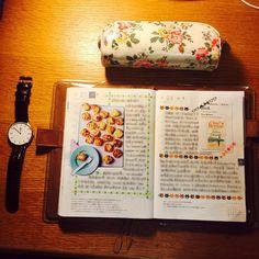 """#纸胶带#胶带#拼贴#膠帶#hobonichi#hobo#日手帳2015#手帳#手帐#A5#文房具#MT#masktaping#文具#hoboweeks2015#hobonichitecho#weeks2015#weeks#diary#uk#southampton#wessex#lane"""
