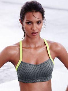 c2c15015fce29 Love thinner strap sports bras! Angel by Victoria s Secret… Workout Gear