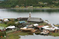 Chiloe Island, Chile.