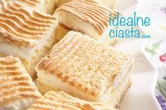 pyszny sernik z rosa Bread, Food, Brot, Essen, Baking, Meals, Breads, Buns, Yemek