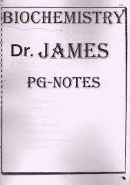 MEDICAL HUB: Rebecca James - Biochemistry Notes | Pdf