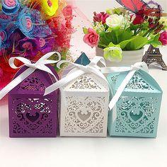 50 pcs faveurs de mariage et cadeaux amour forme coupe laser boîte de bonbons de mariage parti fournitures tous pour le mariage faveur de mariage boîte dans Accessoires de fêtes et d'évènement de Maison & Jardin sur AliExpress.com | Alibaba Group