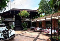 Cafe' Indochine Restaurant : Siem Reap, Cambodia