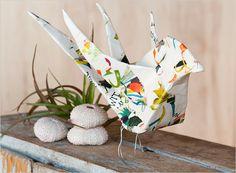 Percher Bird from Sweet Paper Crafts   Rue