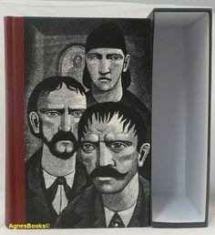Fol-FYODOR-DOSTOYEVSKY-The-Brothers-Karamazov-Hardcover