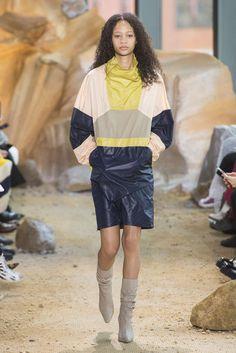 Lacoste, Herbst/Winter 2017, New York, Womenswear
