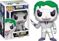 Pop! Heroes : Batman: The Dark Knight Returns - The Joker