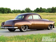 1951 Chevy Business Coupe Right Side