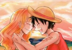 one piece, luffy, and luna image
