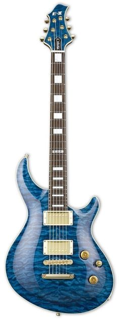 ESP E-II MYSTIQ Series Electric Guitar