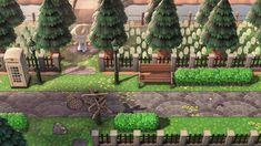Leaf Animals, Jungle Animals, Cute Animals, Animal Crossing Guide, Animal Crossing Qr Codes Clothes, Antique Bird Cages, Gravel Path, Island Design, New Leaf