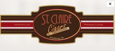 """The """"Swank"""" themed Cigar bands"""