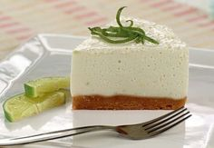 Dolci estivi senza forno - Torta al lime