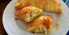 Corn & Goat Cheese Empanadas | KitchenDaily.ca