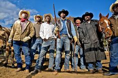 Meet The New Generation Of Black American Cowboys