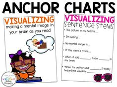 Free Visualizing Anchor Charts