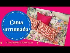 COMO ORGANIZO E GUARDO MINHAS ROUPAS DE CAMA-KATHERINNE RIBEIRO - YouTube