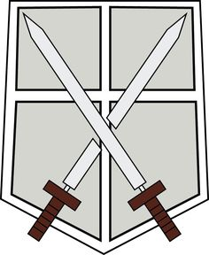[Attack on Titan] Trainee Logo [*.AI file] by King-of-Craziness.deviantart.com on @deviantART