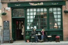 Roseleaf - Bar/Cafe (Leith) - Coordinator Jeni Stewart's favorite place for brunch in Edinburgh.