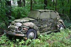 Irish stone work