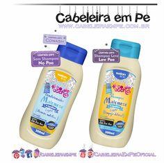 Linha de Cuidados diários Maionese Capilar Light - Salon Line (Shampoo liberado para Low Poo e Condicionaodr Liberado para No Poo e Cowash)