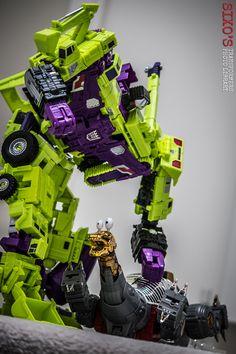 Devastator & Sludge