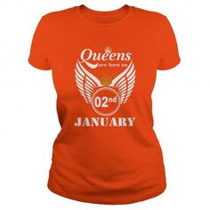 02 JANUARY shirts queens are Born on 02 january 02 shirts january 02 Tshirts january 02 Queen born 02 january 02 Tshirt january 02 Hoodie Vneck LIMITED TIME ONLY. ORDER NOW if you like, Item Not Sold Anywhere Else. Amazing for you or gift for your family members and your friends. Thank you! #queens #january
