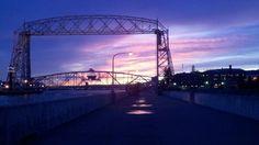 Lift Bridge in Duluth