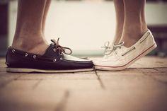 Boat shoe love.