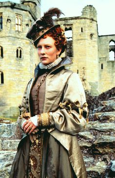 Elizabeth (1998) Starring: Cate Blanchett as Elizabeth I of England. (click thru for larger image)