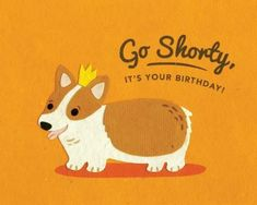"""Our """"Shorty Birthday"""" card is lovingly handcrafted in the Philippines by women survivors of sex trafficking. The card incorporates a variety of handmade, recycled papers, making it environmentally sus Happy Birthday Best Friend, Happy Birthday Funny, Happy Birthday Images, Birthday Love, It's Your Birthday, Birthday Ideas, Birthday Humorous, Birthday Stuff, Card Birthday"""