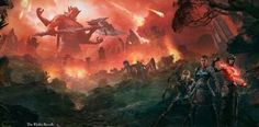 Wallpapers - The Elder Scrolls Online The Elder Scrolls Online, Microsoft Flight Simulator, Sea Of Thieves, Cinematic Trailer, Net Flix, Treasure Maps, New Chapter, The Conjuring, Resident Evil