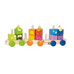 Fantasia Building Blocks Train Set